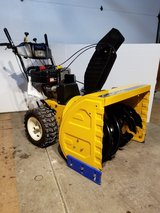 "28"" Cubcadet Snowblower with electric start in New Lenox, Illinois"