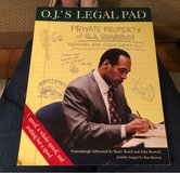 O. J.'s Legal Pad in Chicago, Illinois