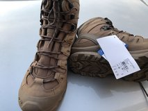 Salomon 4D GTX Forces in Camp Pendleton, California