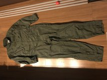 Military Flight Suit in Okinawa, Japan