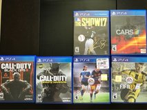 PS4 Games in bookoo, US