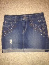 Justice Denim Skirt-Size 12 in Naperville, Illinois