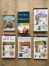 Germany and China Travel Guides in Ramstein, Germany