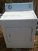 Whirlpool heavy duty extra large capacity dryer in Fort Rucker, Alabama