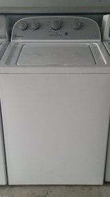 Whirlpool energy efficent super capacity washer in Fort Rucker, Alabama