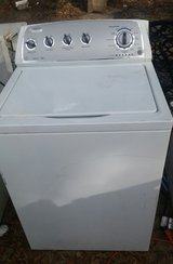 Whirlpool he energy star super capacity washer in Fort Rucker, Alabama