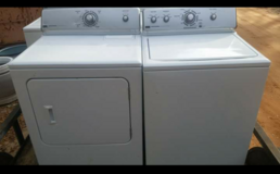 Matching maytag centennial washer and dryer set in Fort Rucker, Alabama