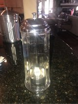 glass straw holder in Kingwood, Texas
