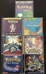 Pokémon Music CD's in Fort Leonard Wood, Missouri