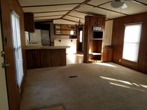 2bed 2bath 14x70 Mobile Home for Rent near New River Air Station in Camp Lejeune, North Carolina