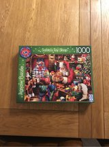 Jigsaw puzzle - 1000 piece in Lakenheath, UK