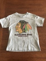 Youth S/M Chicago Blackhawks T-shirt in Warner Robins, Georgia