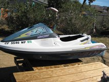 PWC hulls two available in Yucca Valley, California