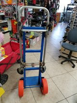 Adjustable dolly w never flat tires in Yucca Valley, California