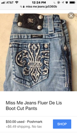 Miss me jeans in DeRidder, Louisiana