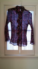 L - Apt. 9 Long Sleeve Blouse in Glendale Heights, Illinois