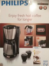 Coffee Maker -  Barely Used - In Box - Philips HD 7546/20 in Stuttgart, GE