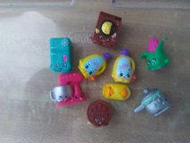 Shopkins lot in Camp Lejeune, North Carolina