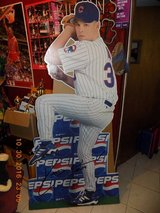 Rare! Cardboard Kerry Wood (Chicago Cubs) Pepsi cutout. in Shorewood, Illinois