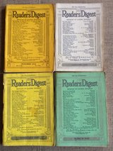 Vintage Readers Digest Magazines in Fort Lewis, Washington