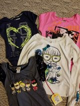 Girls shirts Justice size 10/12 in Orland Park, Illinois