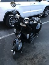 Scooter in San Clemente, California