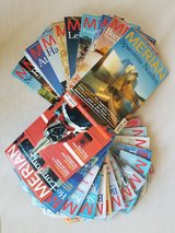 25 MERIAN travel magazines - German in Fort Campbell, Kentucky