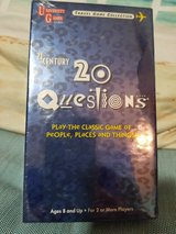 20 questions travel game in St. Charles, Illinois