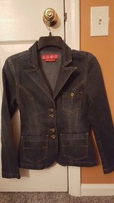 French Cuff Denim Jacket in Naperville, Illinois