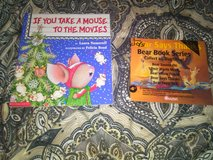 If you take a mouse to the movies in Camp Lejeune, North Carolina