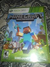 Minecraft for Xbox 360 in Camp Lejeune, North Carolina