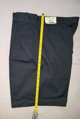 NWT Ed Garments Men's Front Pocket Utility Shorts Navy 40 R Blue in St. Louis, Missouri