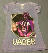 New Darth Vader size Large tee shirt in Fort Riley, Kansas