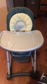 Graco 4 in 1 high chair in Vacaville, California