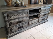 Rustic TV Stand in Baytown, Texas