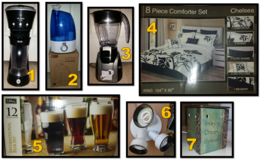 Assorted household items- see details in Dothan, Alabama