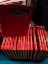 1974 complete set of popular mechanics consist of 17 books rotal in 29 Palms, California
