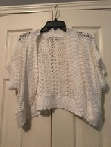 White Lace Vest in Kingwood, Texas