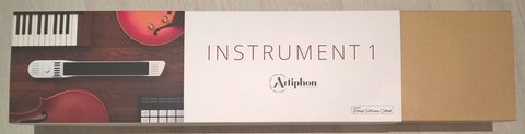 ARTIPHON Instrument 1, White in Ramstein, Germany