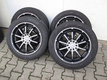 16'' UNIVERSAL RIMS/TIRES in Ramstein, Germany