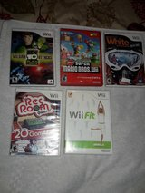 WII games in Norfolk, Virginia