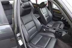 BMW M5 BLACK LEATHER INTERIOR in Ramstein, Germany