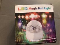 LED Magic Ball Light in Ramstein, Germany