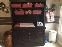 Nursery crib dresser set in Plainfield, Illinois