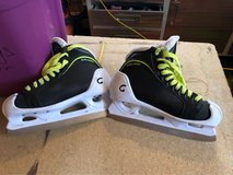 Graf Supra G4500 goalie skates in Watertown, New York