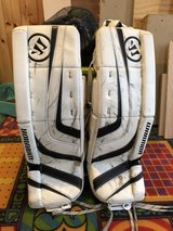 Warrior Ritual Intermediate Goalie Leg Pads in Watertown, New York