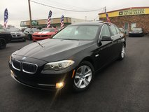 2011 BMW 5 SERIES 528i 4D SEDAN 6-Cyl 3.0 LITER in Fort Campbell, Kentucky