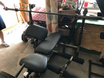 Weight Bench & Free Weighs in Kingwood, Texas