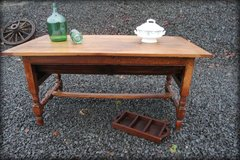 rustic bread baking table ... top can be taken off in Spangdahlem, Germany