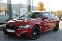 2018 BMW ///M4 Coupe - Competition PKG in Hohenfels, Germany